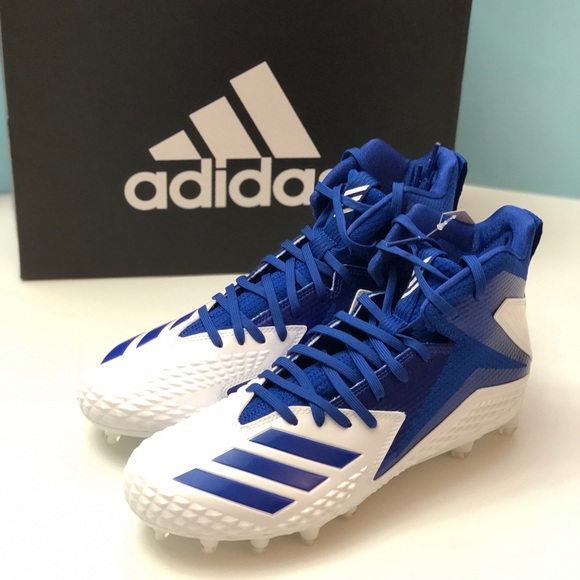 Adidas Men's Freak X Carbon Mid Football Shoes NWT